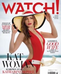 CBS Watch! Magazine