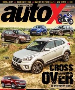 autoX - September 2015