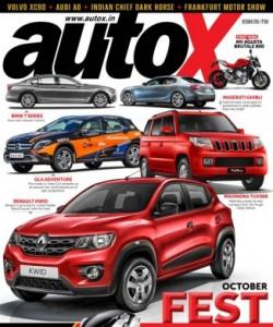 autoX - October 2015