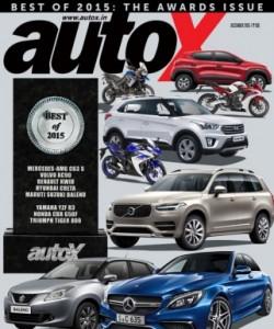 autoX - December 2015