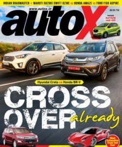 autoX - June 2016