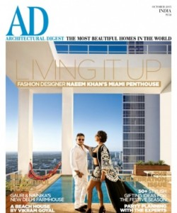 AD Architectural Digest India - October 2015
