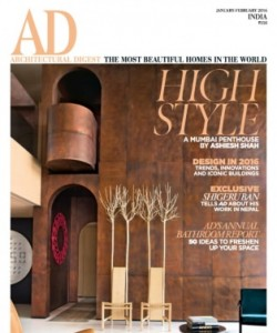 AD Architectural Digest India - January - February 201..