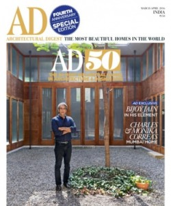 AD Architectural Digest India - March - April 2016