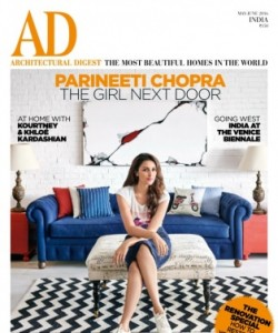 AD Architectural Digest India - May - June 2016