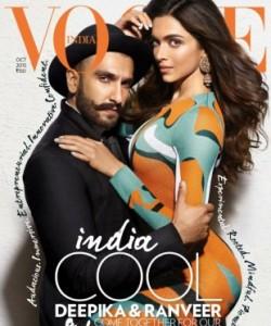 VOGUE India - October 2015