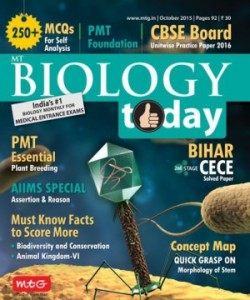 Biology Today - October 2015
