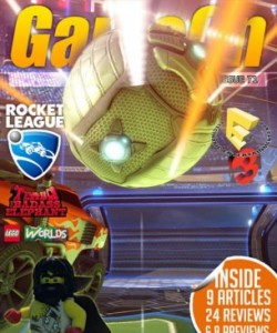 GameOn Magazine - Issue 71 - August 2015