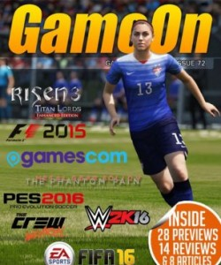 GameOn Magazine - Issue 72 - September 2..