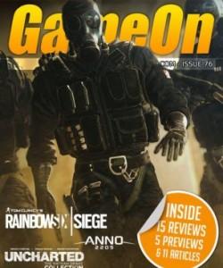 GameOn Magazine - Issue 76 - January 201..