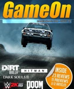 GameOn Magazine - Issue 79 - May 2016