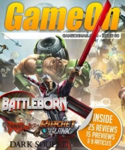 GameOn Magazine - Issue 80 - June 2016
