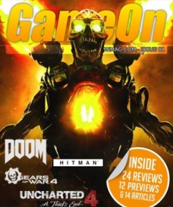 GameOn Magazine - Issue 81 July 2016