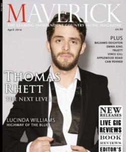 Maverick Magazine - April 2016