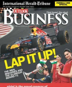 Outlook Business Formula one Special Issue