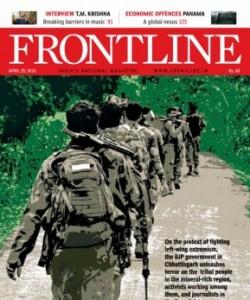 FRONTLINE - April  29, 2016