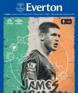 Everton Programmes - Everton v Chelsea (Emi..