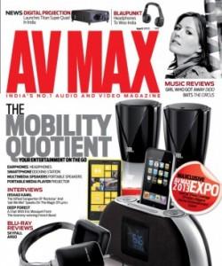 AV MAX - April 2013