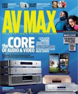 AV MAX - June 2013