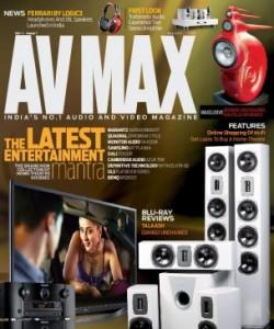 AV MAX - July 2013