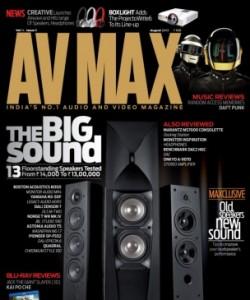 AV MAX - August 2013