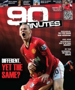 90 Minutes - January 2013