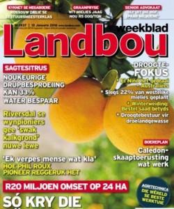 Landbouweekblad - January 15 2016