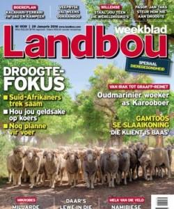 Landbouweekblad - January 29 2016