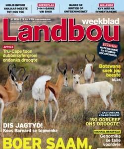 Landbouweekblad - May 13 2016