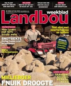 Landbouweekblad - May 27 2016