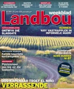 Landbouweekblad - 24 Junie 2016