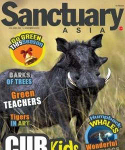 Sanctuary Asia - November 2015