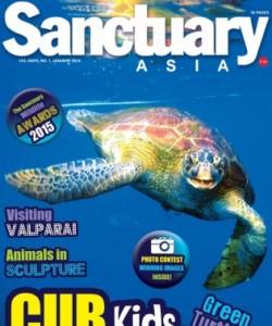 Sanctuary Asia - January 2016