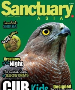 Sanctuary Asia - May 2016