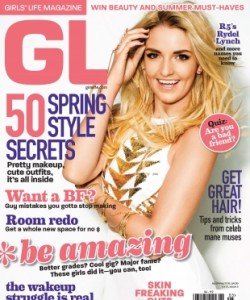 Girls' Life magazine - April/May 2015