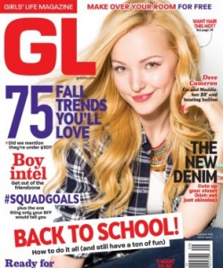 Girls' Life magazine - August - September 201..