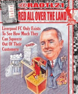 Red All Over The Land - Issue 221