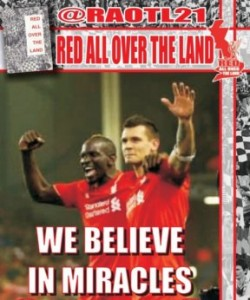 Red All Over The Land - Issue 223