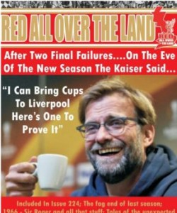 Red All Over The Land - Issue 224
