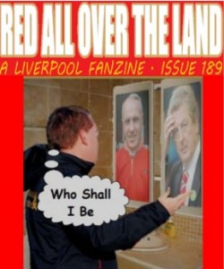 Red All Over The Land - Issue 189