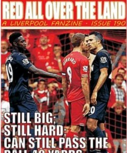 Red All Over The Land - Issue 190