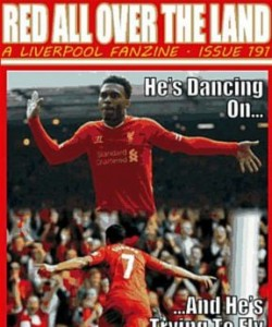 Red All Over The Land - Issue 191