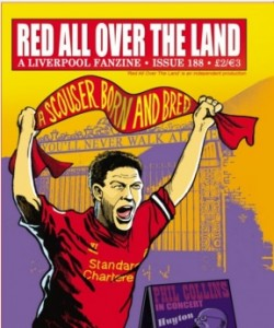 Red All Over The Land - Issue 188