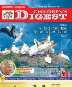 Children's Digest - September 2015