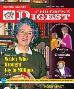 Children's Digest - May 2016