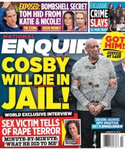 National Enquirer - January 18 2016