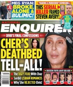 National Enquirer - February 15 2016