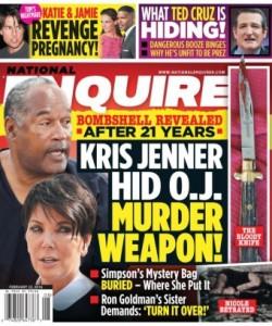 National Enquirer - February 22 2016