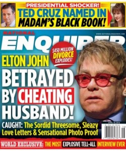 National Enquirer - April 18 2016