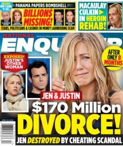 National Enquirer - April 25 2016